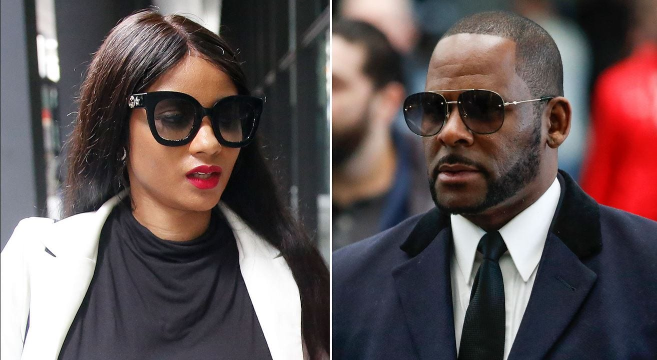 "Photo of R. Kelly's Girlfriend ""Joycelyn Savage "" Reveals Alleged Abuse"