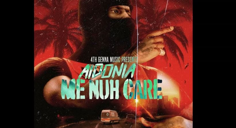 Photo of LISTEN: Aidonia – Me Nuh Care : SONG