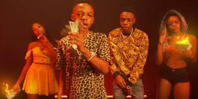 Likkle Addi, Likkle Vybz ft Vybz Kartel - Magneato Medley is the #1 Video in Jamaica Now!