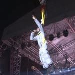 Popcaan Performs in the Sky at Unruly Fest 2019 [Video]