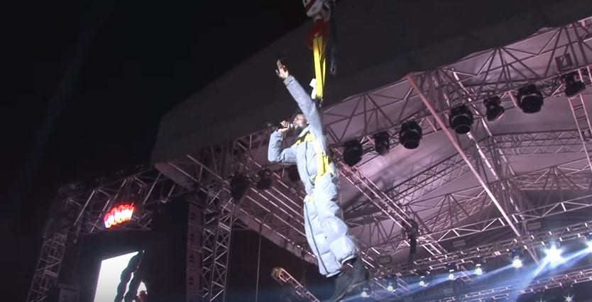 Photo of Popcaan Performs in the Sky at Unruly Fest 2019 [Video]