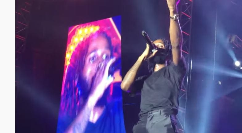 Photo of Quada Don Gives Inspiring Performance at Unruly Fest 2019 [Video]