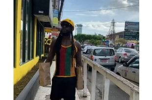 gucci mane in ochi jamaica patties
