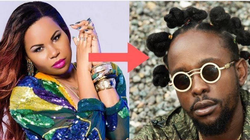 Photo of RUMOUR: Popcaan and Cecile Ends 5 Year Relationship