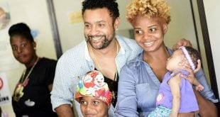 shaggy and friends 2019 parents patients The Bustamante Hospital Children Welcomed Shaggy's Donation of Christmas Gifts