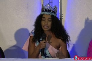 Toni Ann Singh Sends Important Message to Jamaica's Young Men