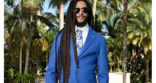 GRAMMY Award-Nominated Julian Marley Heads to Los Angeles for the 62nd GRAMMY Awards