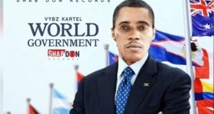 Shabdon vybz kartel world government