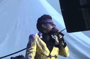 beenie man performing at rebel sallute 2020