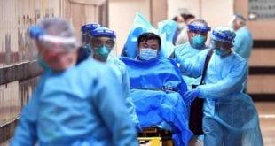chins Coronavirus dead rise increase
