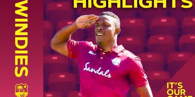 CRICKET: Windies Indies vs Ireland 1st T20I 2020 – THRILLER Highlights [Video]
