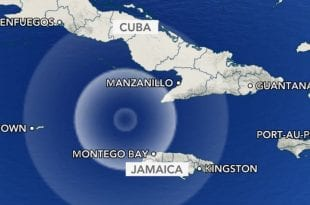 jamaica earthquake