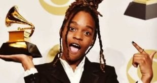 koffee reggae grammy winner 2020