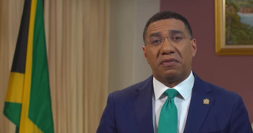 Photo of PM Holness Announces closer of Schools for 14 days