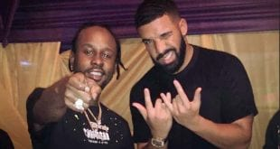 popcaan and drake collab