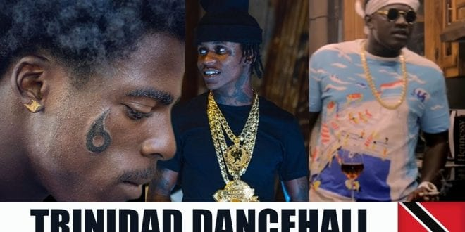 Image result for Trinidad artistes taking over Dancehall