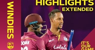 Windies vs Ireland 3rd T20... Extended Highlights [