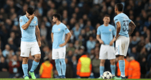 Uefa Banned Manchester City for 2 Seasons from European Club Competitions