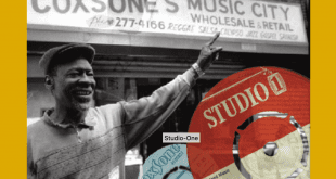 Sir. Coxsone Dodd and Studio1, Reggae's Birth-Place