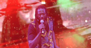Buju Banton performance in Kenya
