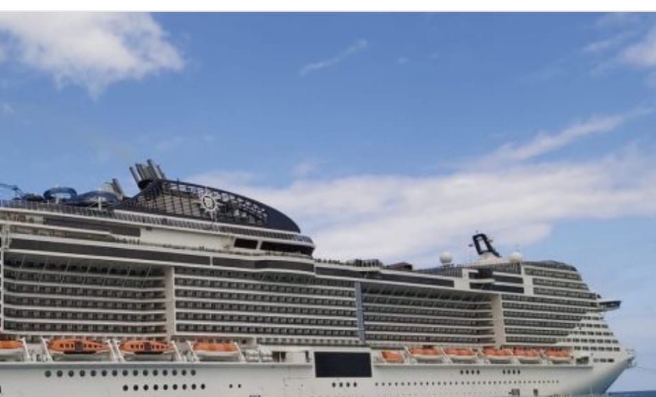 Photo of Couple Files Lawsuit after COVID-19 Outbreak Aboard Princess Cruise Lines