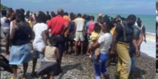 Kimona Whyte found dead at sea
