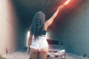 kashmar uptown music video