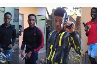 Jamaican Police in Search Of These Gun-Boys [Video]