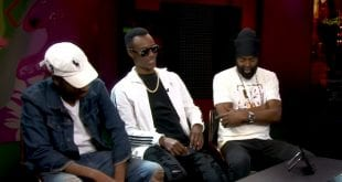 Wayne Wonder, Bugle and Suku Ward 21 Talk Copyright Protection in Dancehall