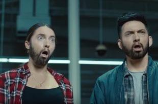 WATCH: Eminem ft. Juice WRLD - Godzilla [Music Video] HD