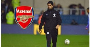 "ARSENAL manager ""MIKEL ARTETA"" tested Positive for COVID-19, Coronavirus"