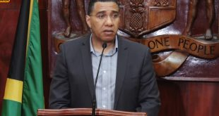 Jamaica PM Mr. Prime Minister