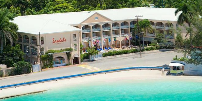 Sandals offered 52 Room Hotel to assist in the Fight Against the Covid-19 Virus