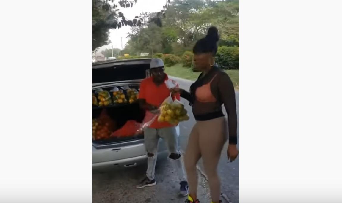 Photo of Macka Diamond  Now Selling Oranges