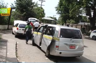 Jamaica news taxi driver