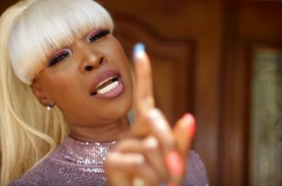WATCH: Macka Diamond - Talk Up Video