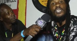 Natty King Says Good Music is Getting a Fight, Opens Studio on Winward Rd