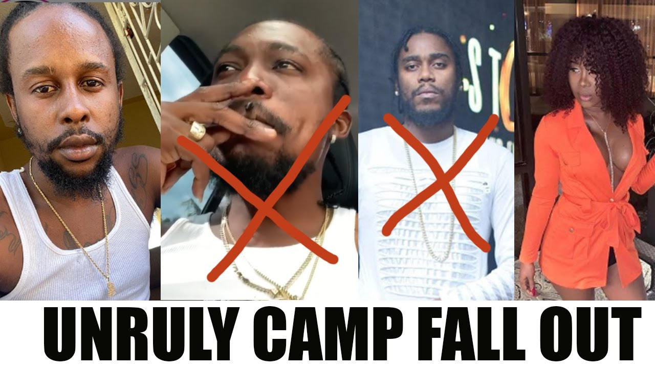 Photo of Unruly Camp Falling Apart?… Jafrass, Popcaan, Quada and Notnice DRAMA [Video]