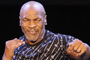 Mike Tyson Posts Training Videos as he Shows he is Ready for a Return to the Ring