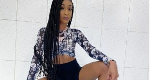 Fans React as Desha Ravers Beenie Man's Daughter appears to be Bleaching her Skin