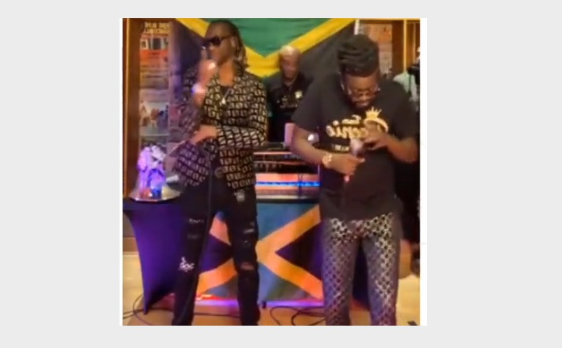 Photo of WATCH: Bounty Killer and Beenie Verzuz Battle… [Live Stream] HD