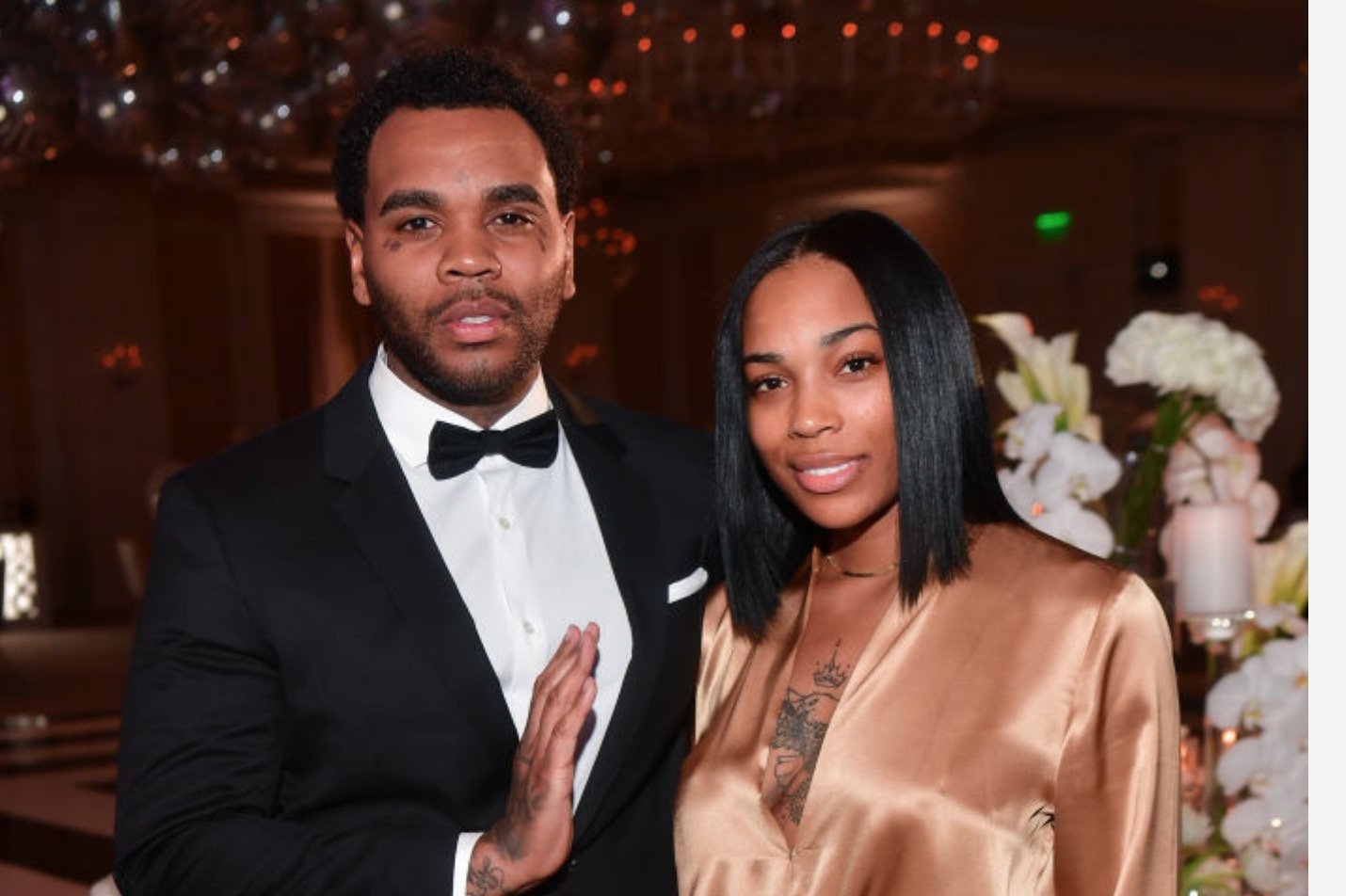 Photo of What Cheating??? Kevin & Dreka Gates Already Addressed Spousely Smashing Other Women