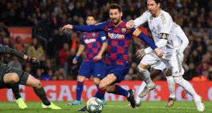 la liga messi spanish league