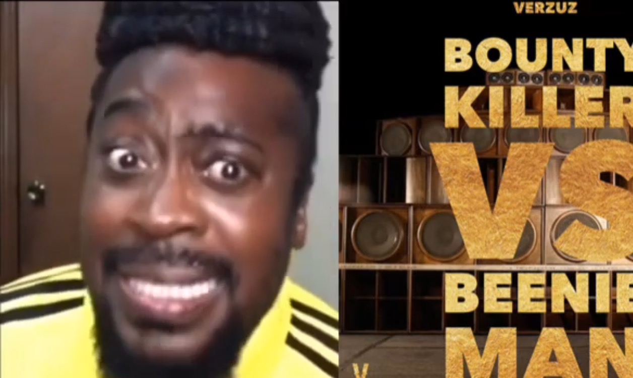 Photo of Beenie Man Responds to Tony Matterhorn Dissing Hime [Video]