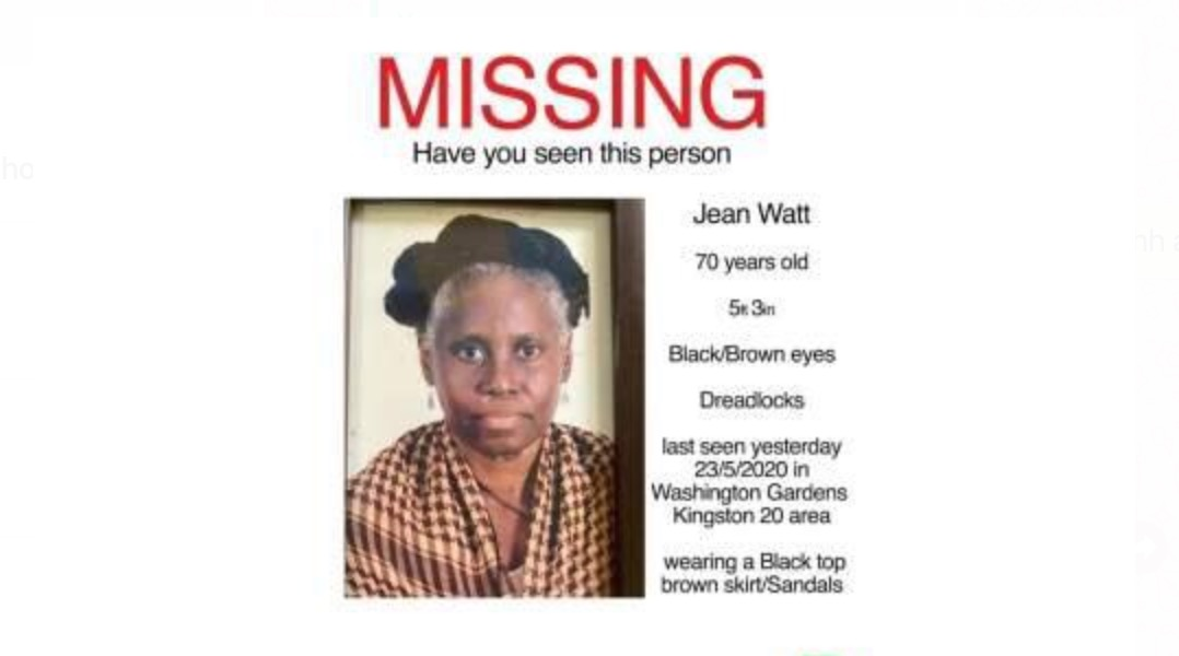 Photo of Spouse of Reggae Legend Bunny Wailer Reported Missing