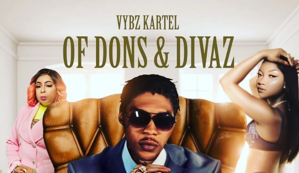 """Photo of Vybz Kartel's """"Of Dons and Divaz"""" Out Now! Stream All Songs"""