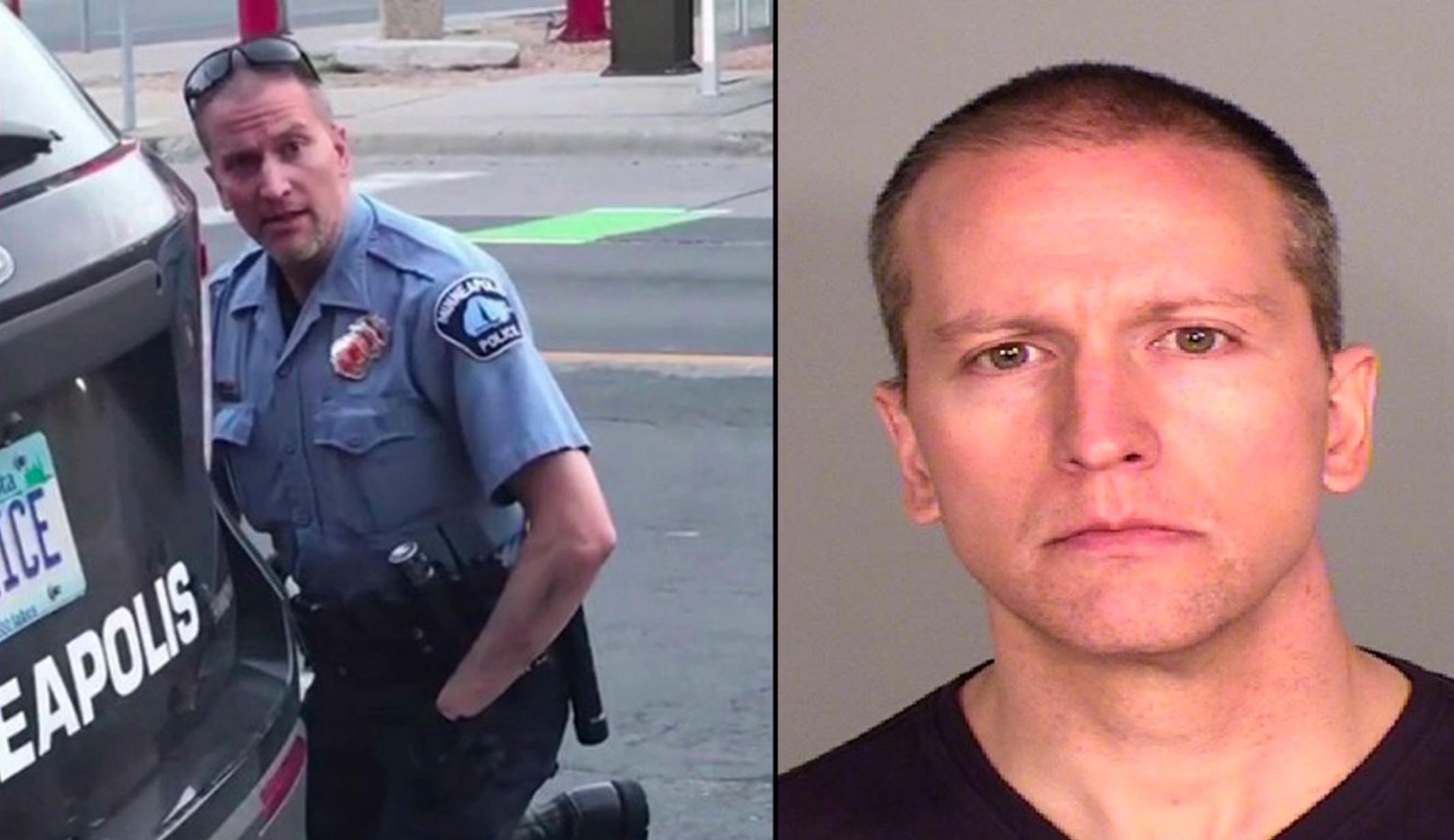 Photo of $1 Million Bail For Derek Chauvin In George Floyd's Murder