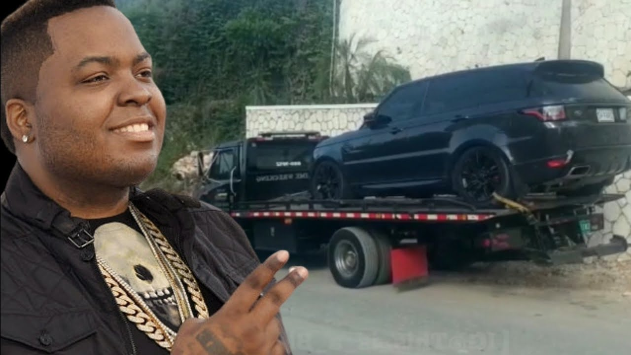 Photo of Sean Kingston Explains Why His Cars Were Removed From Home in Jamaica