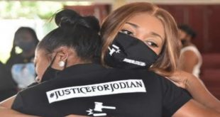 See Pics from Jodian Fearon's Funeral Held in Kingston
