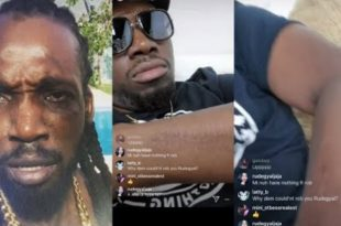 Foota Hype Talks Getting a Broken Hand For Being Loyal to Mavado.. Also got Stab-up Over Girl